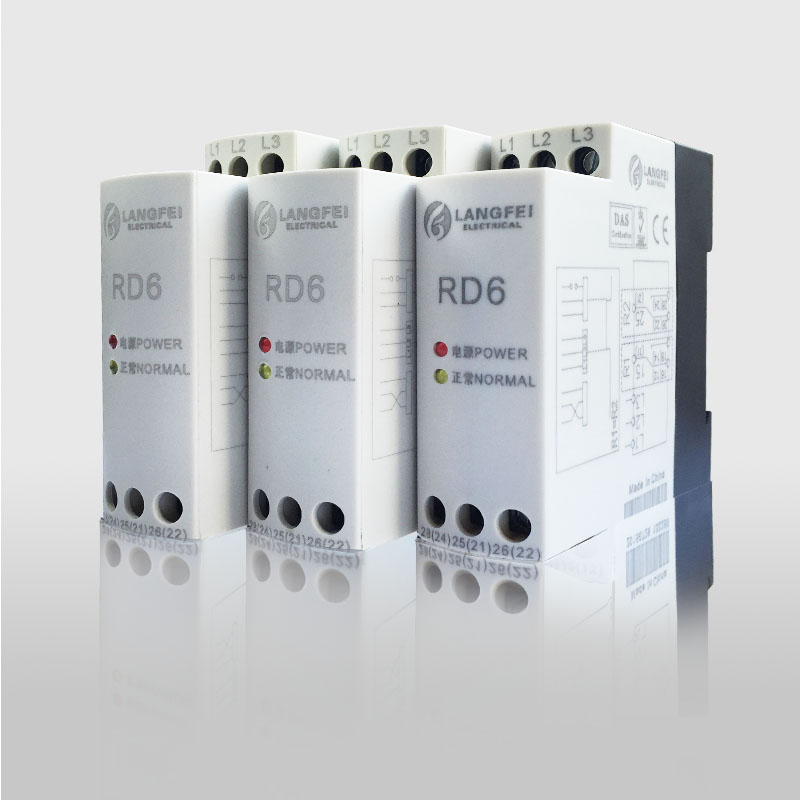 XJ2断相与相序保护继电器朗菲销售