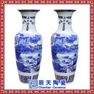 景德镇陶瓷商务礼品大花瓶图片