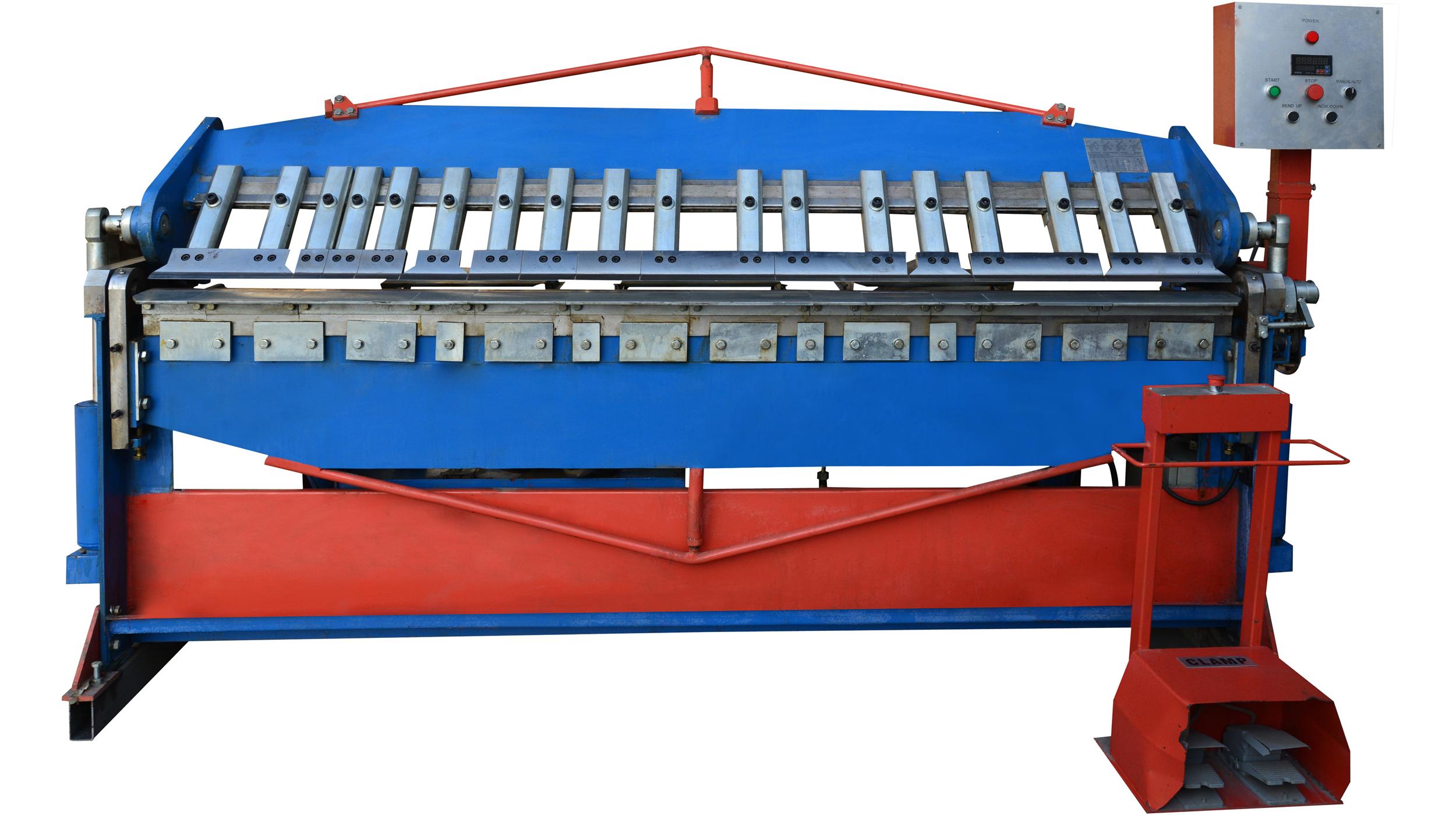 供应科瑞嘉全自动液压折边机 风管生产线 共板法兰机 等离子切割机厂家