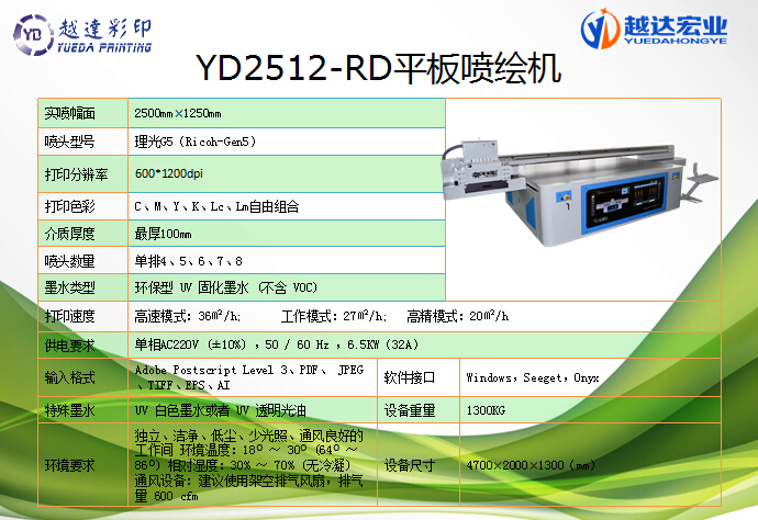 PC材质彩印机多少钱