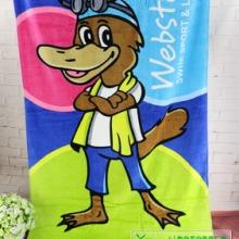 供应纯棉单面割绒活性印花沙滩巾专业订做成人纯棉印花沙滩浴巾 厂家直销 特价批发 值得信赖