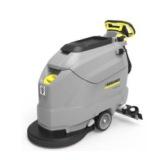供应凯驰新款自动洗地机BD50/50 C德国凯驰手推式洗地机