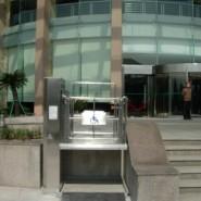 残疾人升降机 无障碍升降平台图片