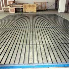 供应济南水槽铸铁平台,德州水槽铸铁平板,聊城水槽平板厂家图片