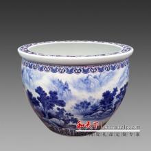 供应景德镇装饰品陶瓷大缸青花瓷大缸贵就贵在他的大气,他的工艺,他的珍贵批发