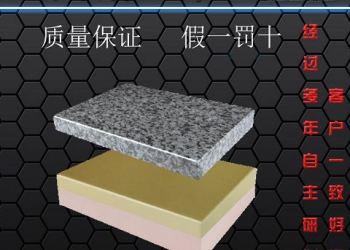 保温装饰一体化板供应绿色环保图片