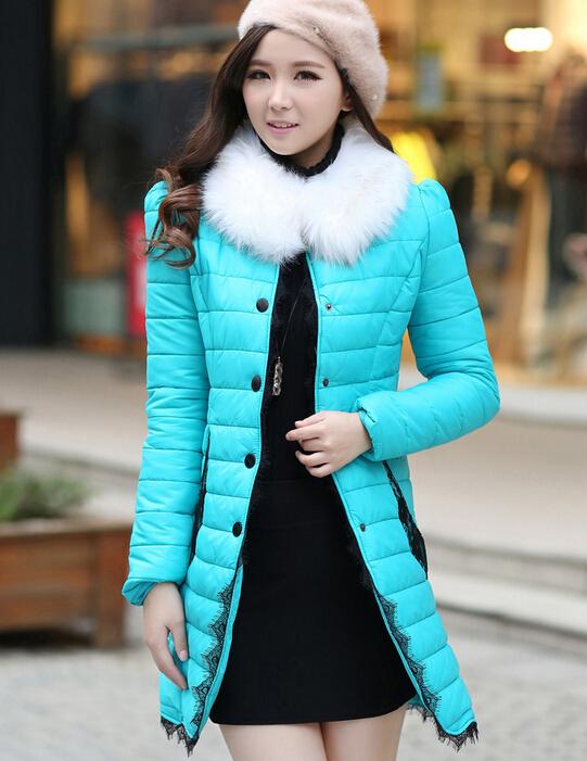 温州厂家新款女式库存棉衣外套时尚销售