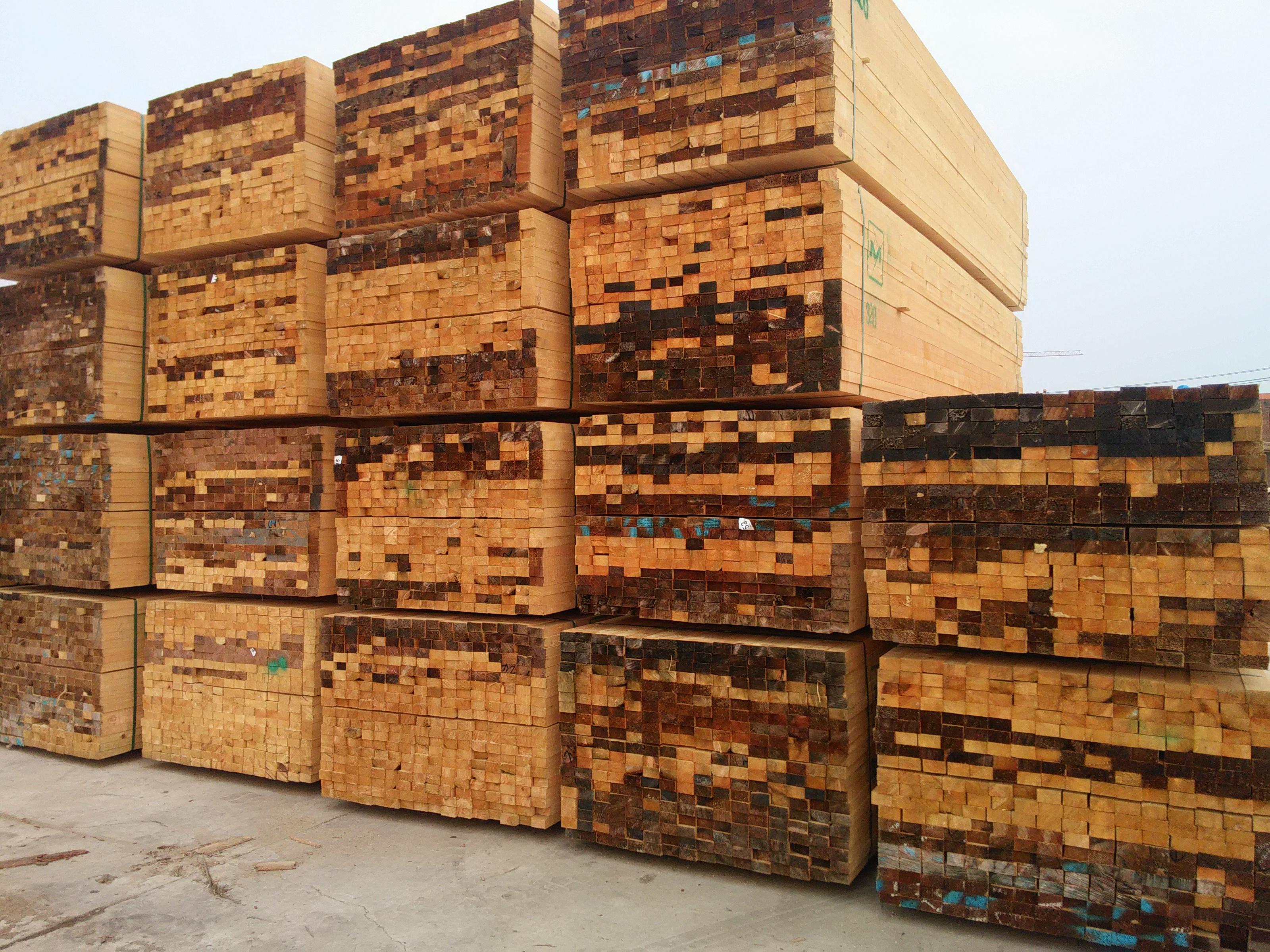 美国花旗松木材厂家