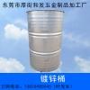 东莞200升二手镀锌桶厂家直销图片
