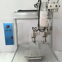 供应JRD-331双头焊锡机双Y焊锡机图片