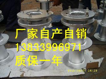 供应用于工地的自来水厂柔性防水套管防腐dn1000L=350加长型防水套管批发
