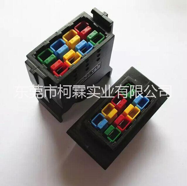 厂家直销安德森插头单极15 30 45a多极可拼接蓄电池电源插头