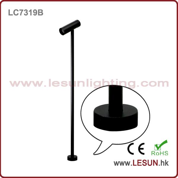 供应LED珠宝柜台展示射灯  钟表展示灯  空间展示照明 深圳LED灯 专业照明设计 LED柜台灯条