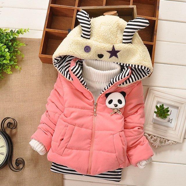 武汉冬装时尚新款童装棉衣新款时尚销售