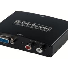 HDMI转VGA带R/L转换器批发