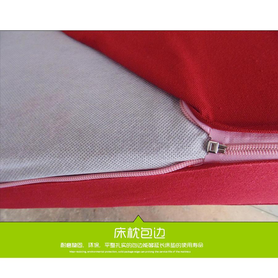 全乳胶床垫  红榈乳胶山棕床垫批发 云南床垫厂家