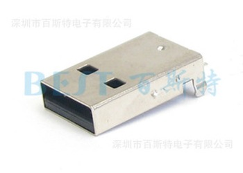 低价供应USB插头插座图片