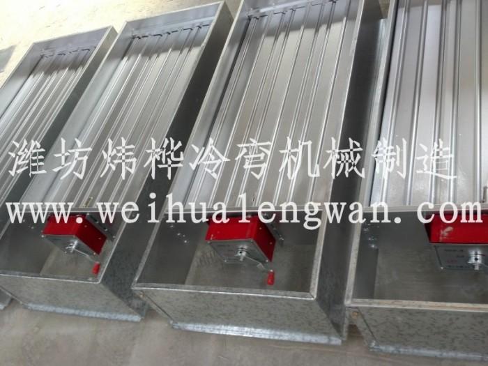 高精度ccc防火阀生产设备报价图片