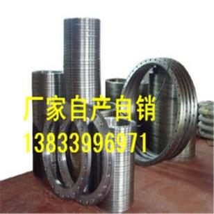 低压碳钢对焊法兰图片