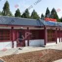 青海西宁移动环保公厕厕所图片