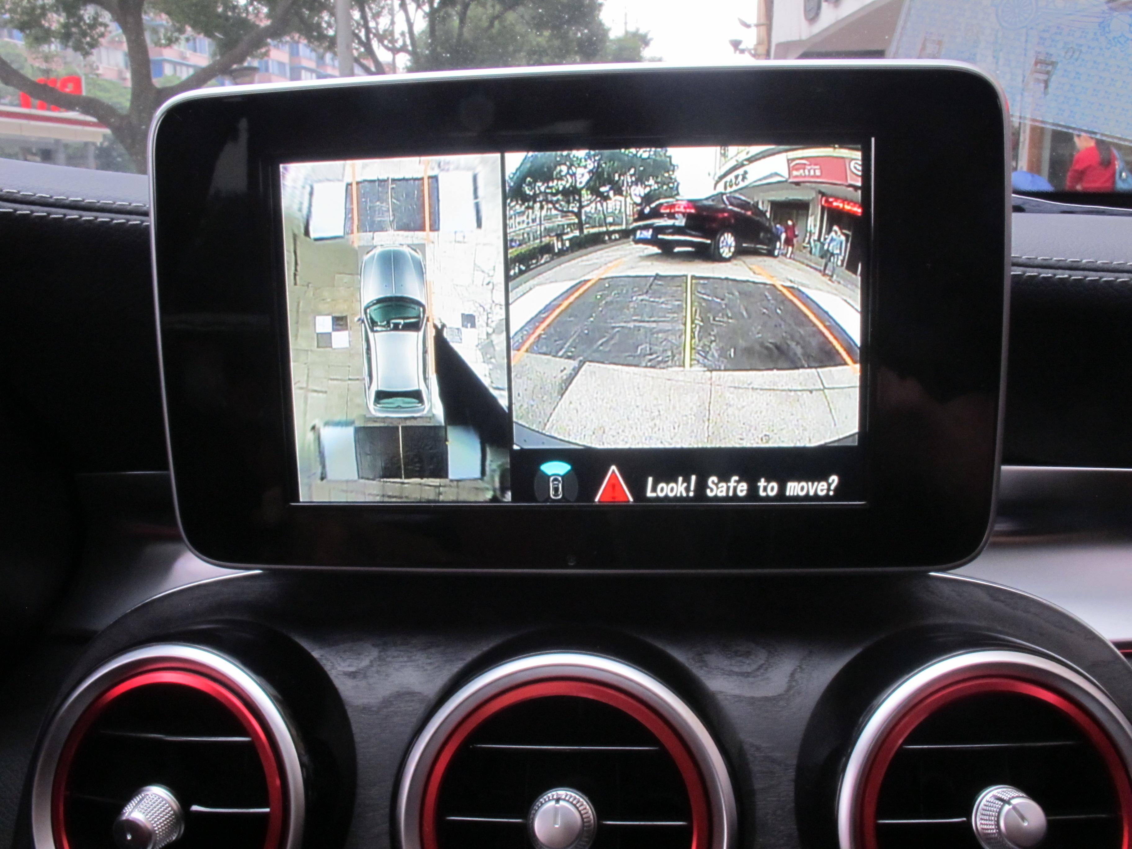 温州奔驰360全景记录仪停车辅助价格