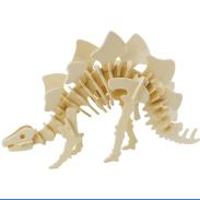 木制3D立体仿真模型玩具厂家现货图片
