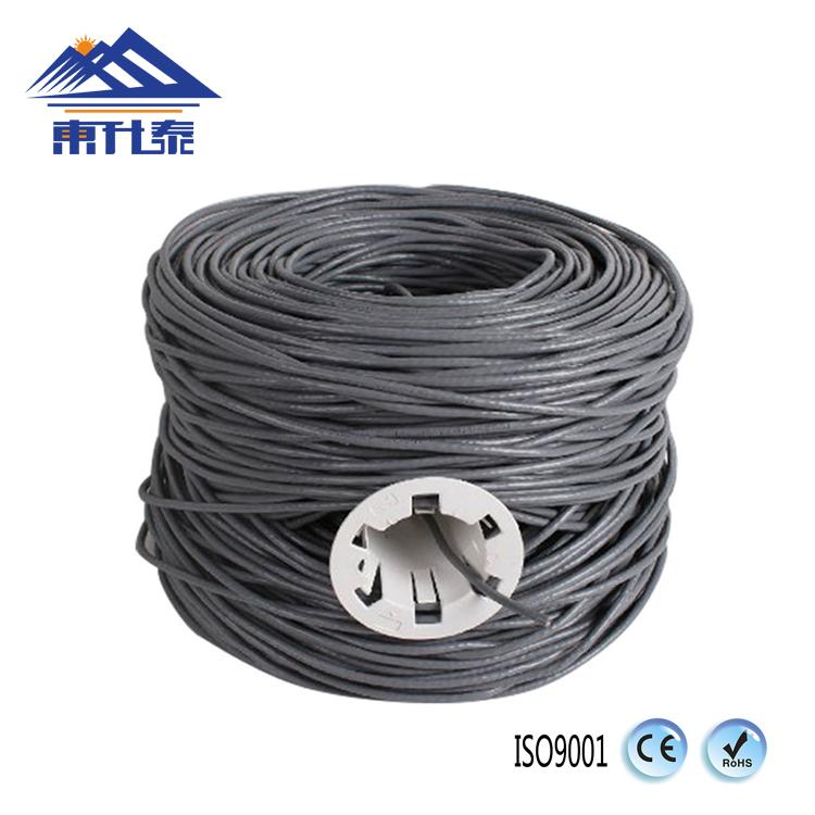 供应超五类网线300米 0.5无氧铜