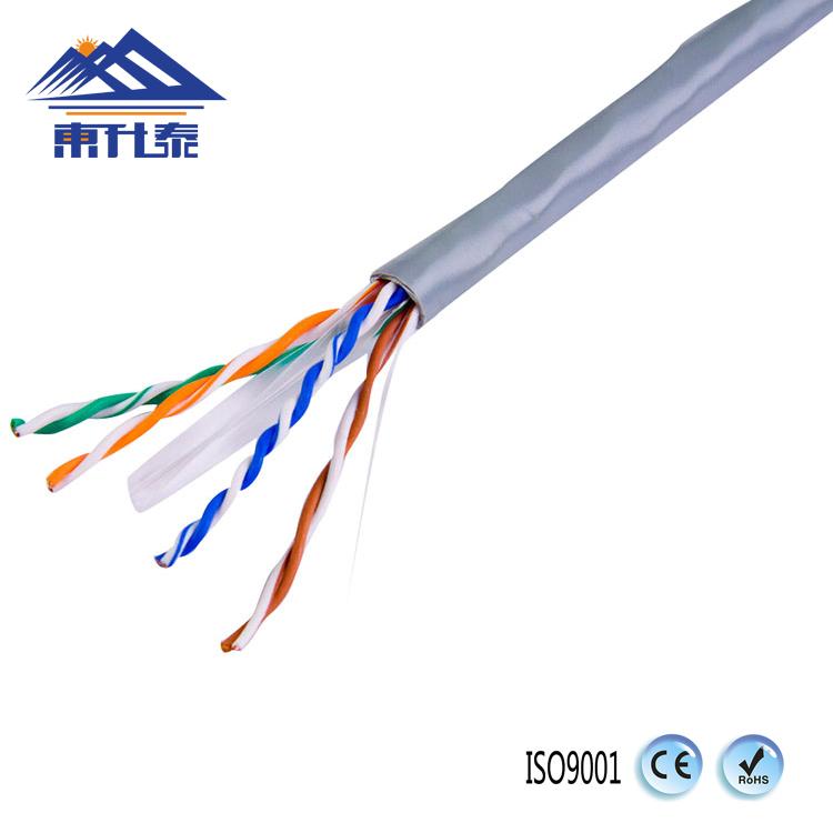 供应厂家批发 六类无氧铜网线300米