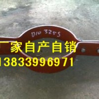 供应用于管道支撑的广东D3双孔短管夹价格 立管管夹 U形管卡 吊杆螺纹吊板 工字钢肋板 管道支吊架批发厂家