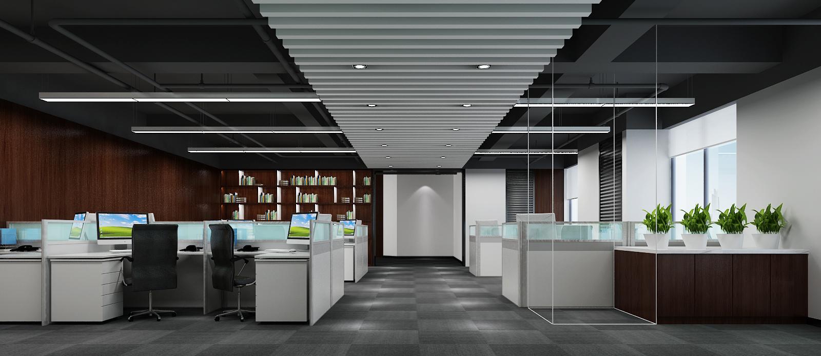 供应办公室设计与施工—荆州万达办公室,办公空间设计与施工找武汉赫伦美筑空间设计工程有限公司