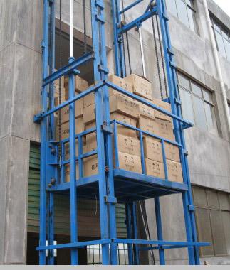 供应白沙镇升降货梯