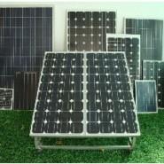 单晶250W太阳能板 太阳能电池图片