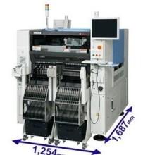 供应二手贴片机雅玛哈高速多功能贴片机YS12图片