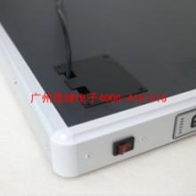 供应昊峰/镭彩审讯专用温湿度显示屏电子看板进口传感器高精度DC-HH645图片