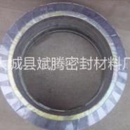 金属四氟缠绕垫片图片
