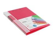 长春办公用品供应商销售得力5375 文件夹 8寸长压夹