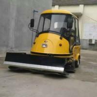供应用于扫地的油电两用扫地机油电混合扫雪铲雪的扫地车全封闭清扫车