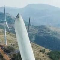 无人机风电塔筒外观检测服务