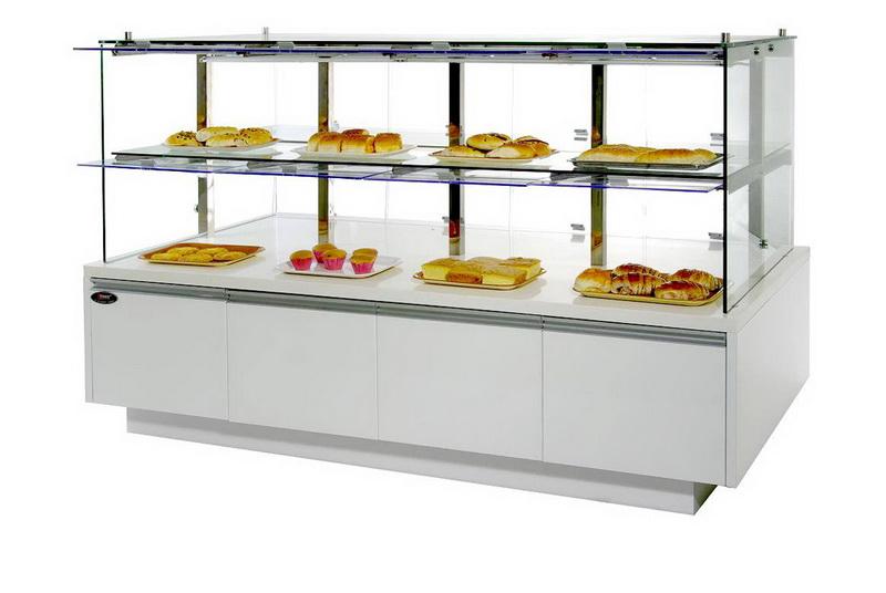 不锈钢系列:不锈钢蔬果架,熟食柜,面点柜,腊味柜,酱菜架,操作台,斩台图片