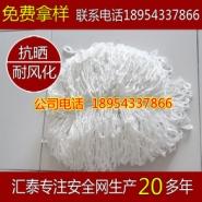 建筑安全网化纤绳网生产厂家图片