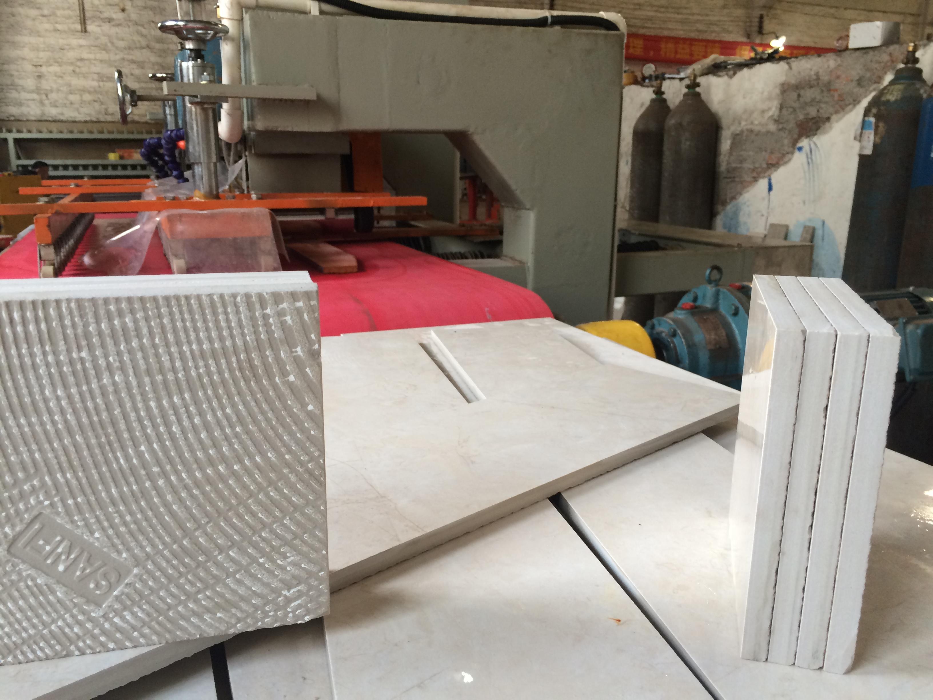 供应陶瓷石材加工设备圆弧线条抛光机  瓷砖加工设备图片大全