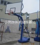 AQA—106型 圆管移动篮球架图片