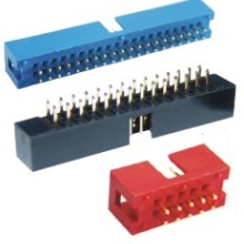 供应用于电子产品的1.272.54简易牛角,深圳专业生产简易牛角批发