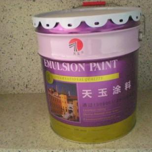 顶级半光耐候外墙漆(保10年)图片