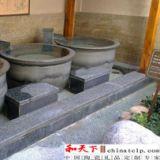 供应用于洗浴|泡澡|观赏的生产上海青瓦台日式洗浴泡澡缸厂家