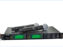 供应舒尔UR24D/BETA58/会议鹅颈话筒/无线麦克风/无线领夹话筒报价图片