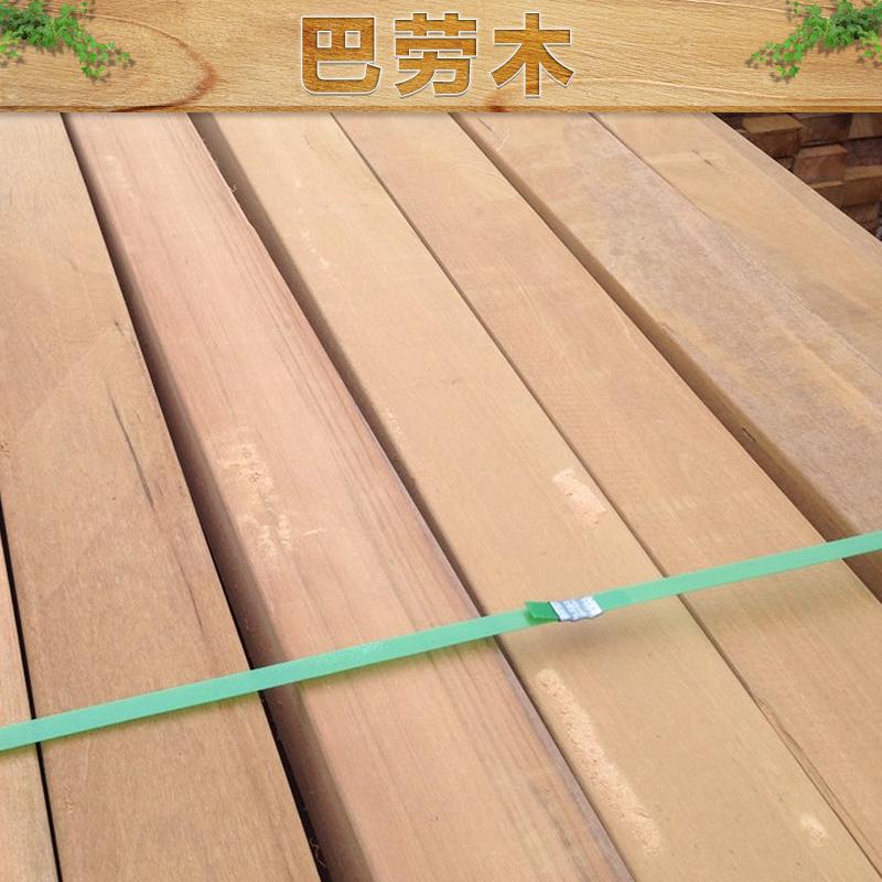供应用于室内户外地板的优质巴劳木防腐木地板批发木桥,花架,休闲桌椅