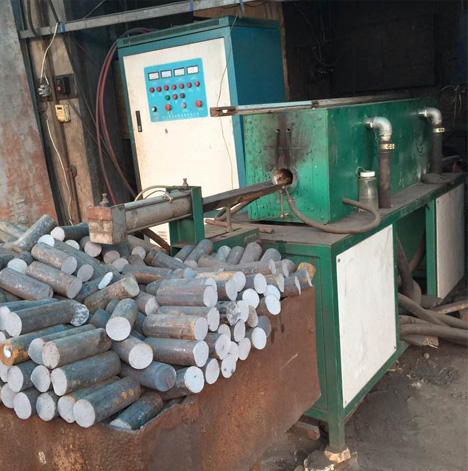供应用于锻造行业的200KW中频锻造炉生产厂家