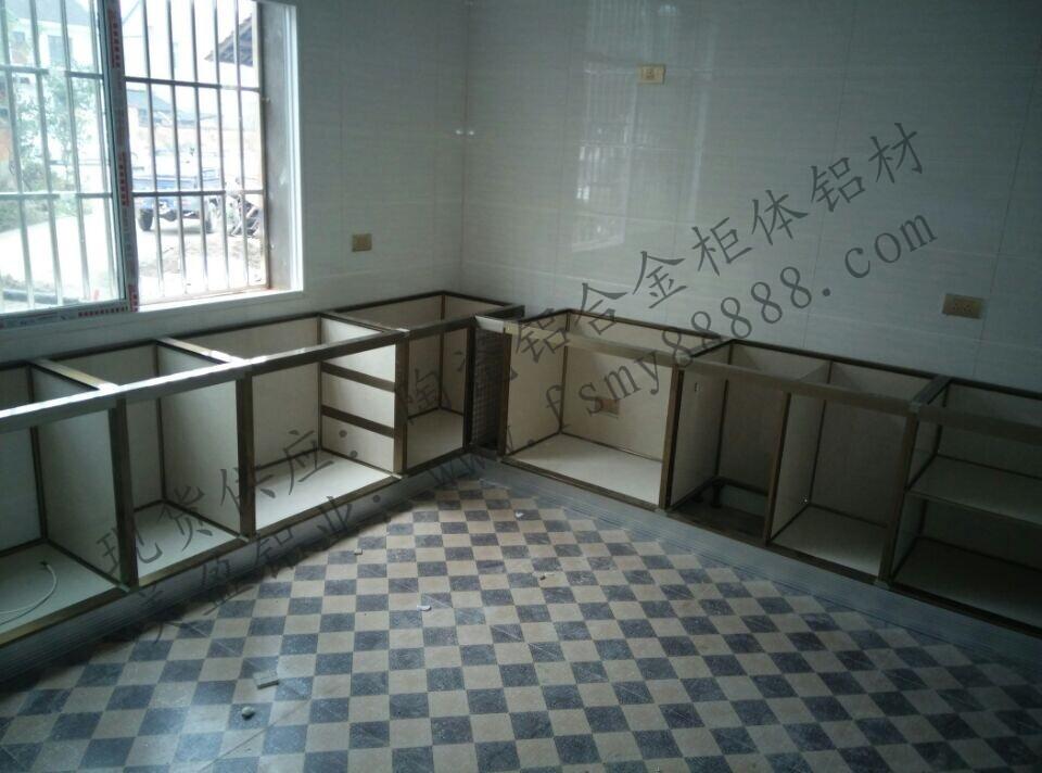 橱柜铝材图片/橱柜铝材样板图 (3)