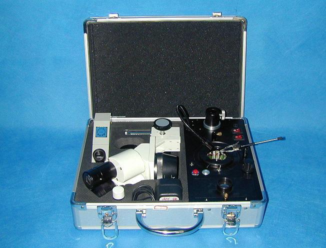 供应SB-10型 中型珠宝鉴定箱